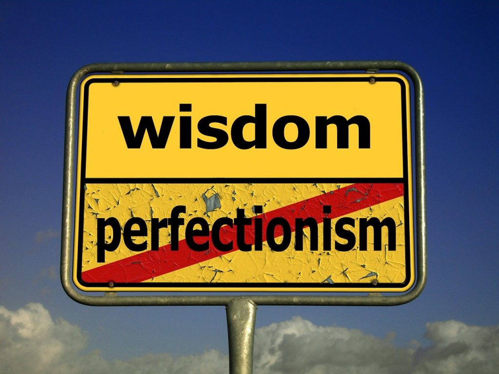 When Perfectionism Gets in the Way of Performance