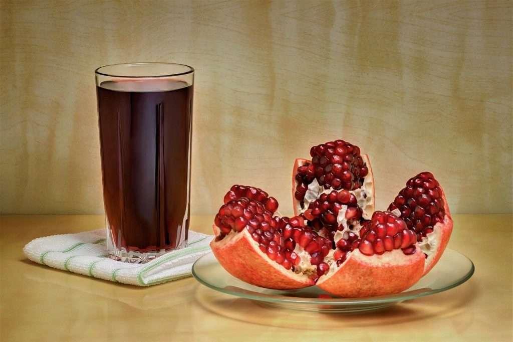 pomegranate juice benefits for blood pressure